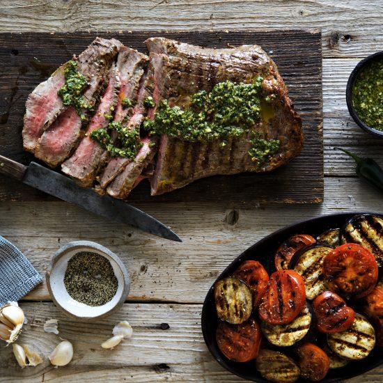 Grillattu Flank Steak